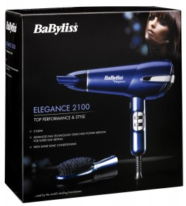 babybliss hair dryer